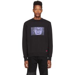 Undercover Black A Clockwork Orange Alex Fang Sweatshirt 192414M20400403GB
