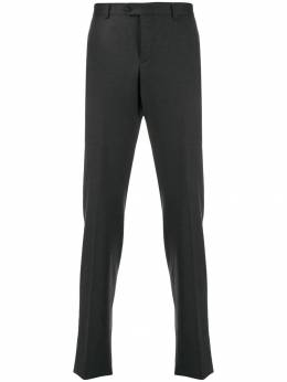 Z Zegna - slim-fit tailored trousers 6953FNFC095035369000