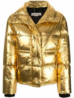 Golden Goose Yuri metallic coat G35WP169A2
