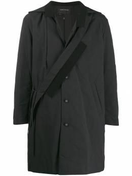 Craig Green - hooded asymmetric front parka W99MWOLCO69NYLONRIB9