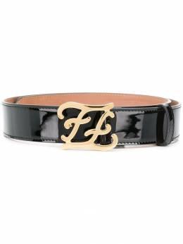 Fendi - FF Karligraphy belt 666A5AU9559600900000