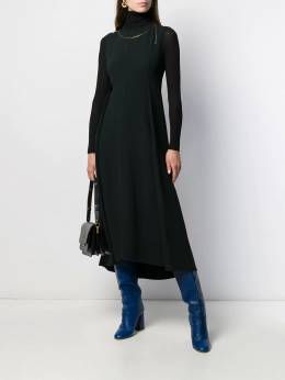 Victoria Beckham - chain trim dress ID699509550353500000