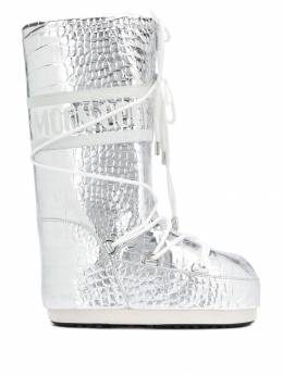 Moon Boot сапоги Moon со шнуровкой 140256000