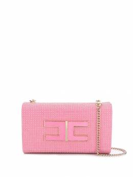 Elisabetta Franchi studded crossbody bag BS43A98E2V149