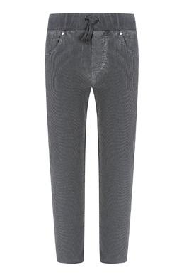 Прямые серые брюки Il Gufo 1205153632