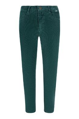 Зауженные вельветовые брюки Il Gufo 1205153631