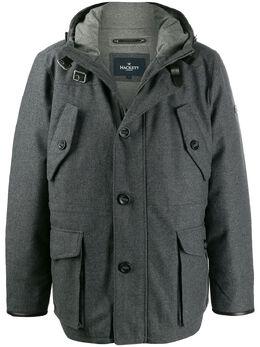 Hackett пальто с капюшоном HM402327