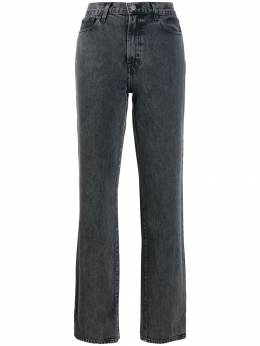 J Brand - washed effect straight jeans 60636955696690000000