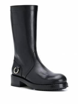 Raf Simons - сапоги на низком каблуке 935A5665695595536000