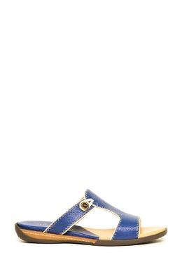 Синие кожаные сандали Artioli 1674152408