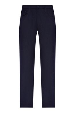 Джинсы синего цвета Emporio Armani 2706153912