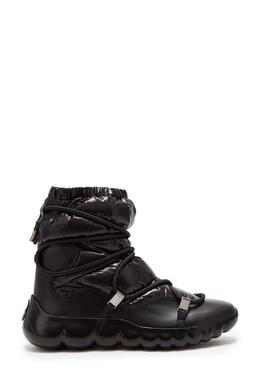 Черные луноходы Cara Moncler 34153995