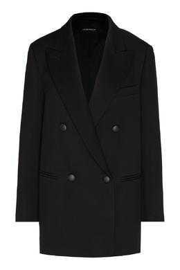 Пиджак с широкими лацканами Emporio Armani 2706154251
