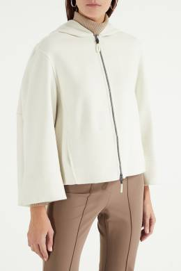 Легкая куртка из кашемира Emporio Armani 2706154279