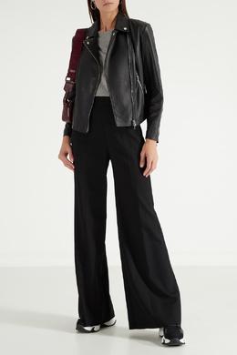 Куртка из натуральной кожи Emporio Armani 2706154288