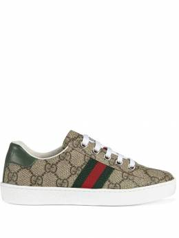 Gucci Kids кроссовки 'Children's GG Supreme' 4331499C210