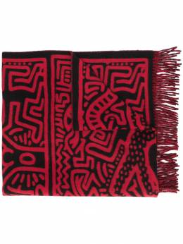 Etudes шарф Keith Haring E15S800KH