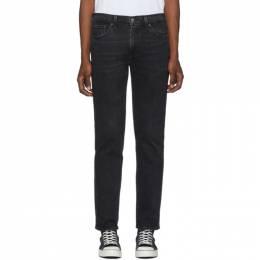 Levi's Black 511 Slim Jeans 192099M18602103GB