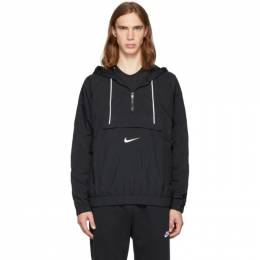 Nike Black Swoosh Jacket 192011M18000802GB