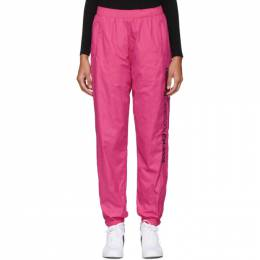 Opening Ceremony SSENSE EXCLUSIVE Pink Nylon Track Pants 192261F08601505GB