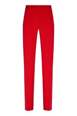 Классические красные брюки со стрелками Balenciaga 397154726