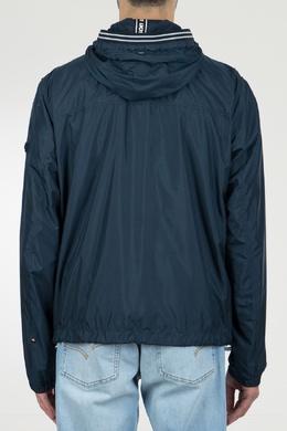 Темно-синяя ветровка с контрастной отделкой Strellson 585155174