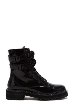 Черные лакированные ботинки Liu Jo 1776155172