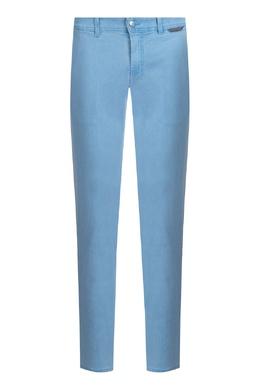 Джинсы голубого цвета Harmont & Blaine 2552155129