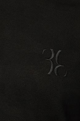 Базовая черная футболка Billionaire 1668116983