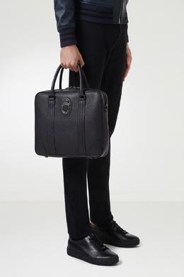 Синяя сумка с эмблемой Billionaire 1668121752