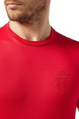 Футболка красного цвета Billionaire 1668131795