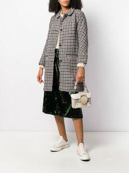 Bellerose - boxy cable-knit jumper SK9690U6955398990000