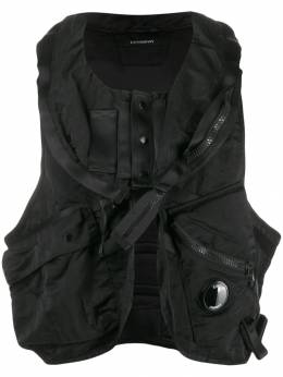 CP Company - pocket-detail gilet MOW99695508565000000