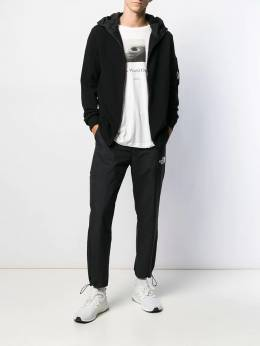 CP Company - knitted zip up hoodie MKN63695508500000000