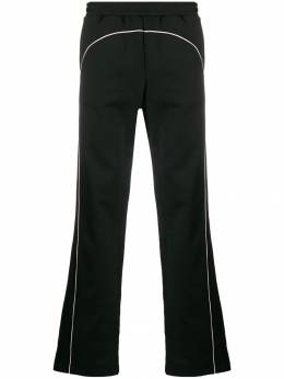 Misbhv - piped trim track pants M9099553993900000000