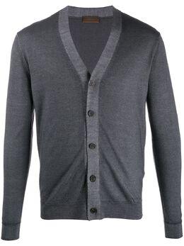 Altea - knitted slim fit cardigan 96589553503900000000