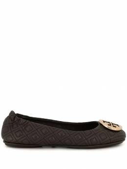 Tory Burch - Minnie quilted ballerina shoes 36955359560000000000