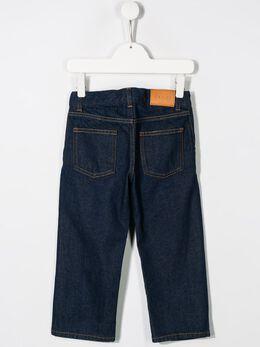 Gucci Kids - укороченные джинсы 653XDAN0955593980000