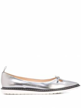 Marc Jacobs - pointed ballerina shoes 60056569556868500000
