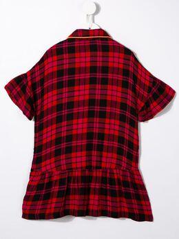 Little Marc Jacobs - платье в клетку 09695509055000000000