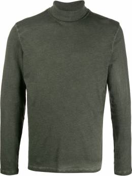 Majestic Filatures - roll-neck jumper M566HTS686MILITAIRE9