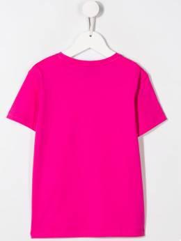 Young Versace - футболка с логотипом 66955YA6663995536935