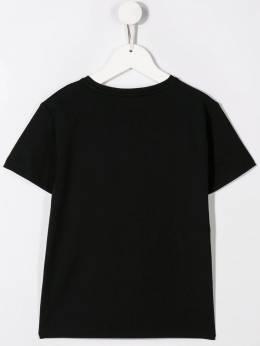 Young Versace - футболка с логотипом 66950YA6663995536635