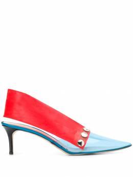 Christopher Kane туфли-лодочки с ремешком на пятке 591861U0168