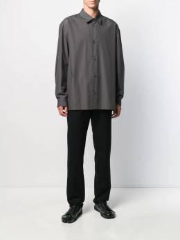 Issey Miyake Men - рубашка с длинными рукавами 8FJ65395563653000000