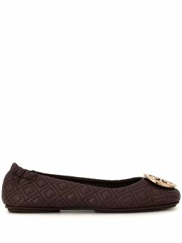 Tory Burch - Minnie quilted ballerina shoes 36955359550000000000