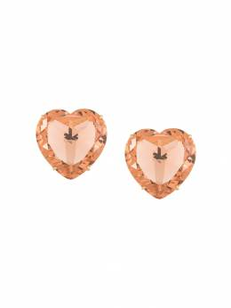 Tory Burch - heart clip-on earrings 98955350990000000000