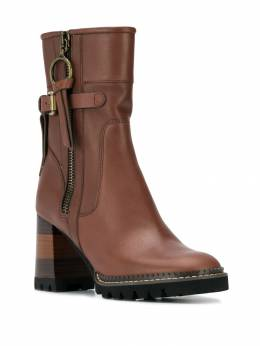 See By Chloé - Bryn ankle boots 3699A960339559580600