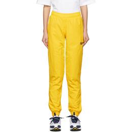 Reebok Classics Yellow Vector Track Pants 192749F08600202GB