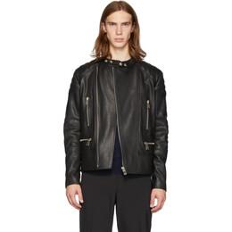 Belstaff Black Sidney Jacket 192084M18100602GB
